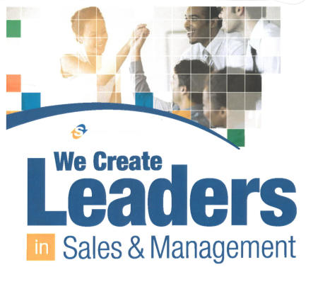 Sales Management Logo - We Create Sales leaders